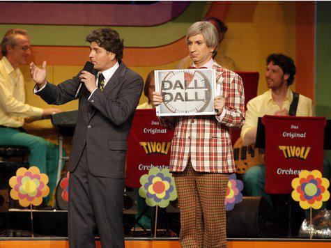 Dominik Schulz als Hans Rosenthal in Karamba - Schmidt Theater Hamburg 2011