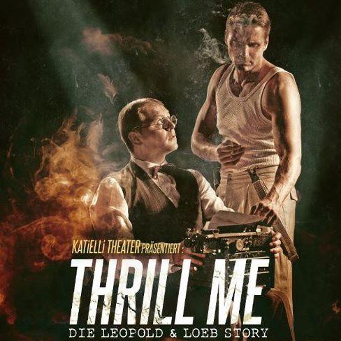 Dominik Schulz als Richard Loeb in THRILL ME - Datteln 2012